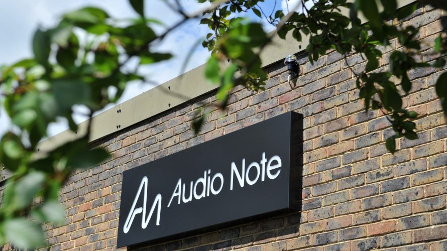 Besök hos Audio Note UK