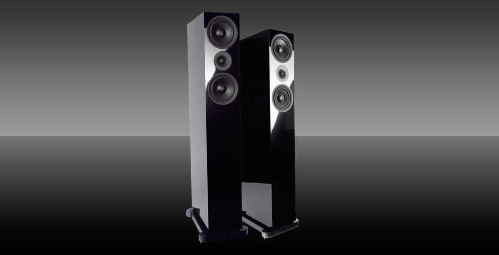 Audio Pro Black Diamond V