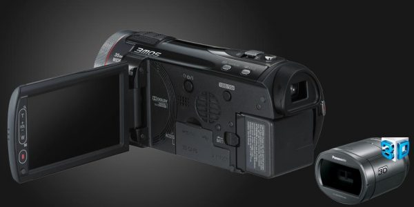 Panasonic HDC-SD700 och Panasonic HDC-SDT750 (3D)