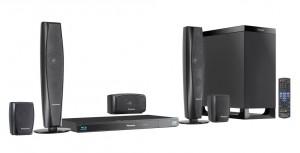 5 hemmabioanläggningar med 3D-Blu-ray