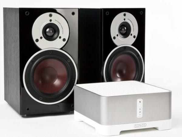 Sonos Connect:Amp + Bridge och DALI Zensor 1