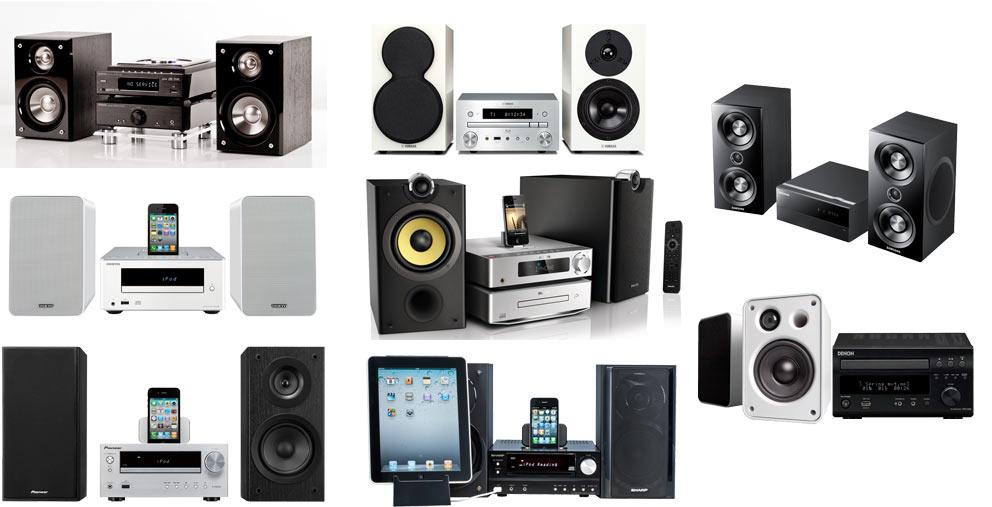 bärbar stereo bäst i test