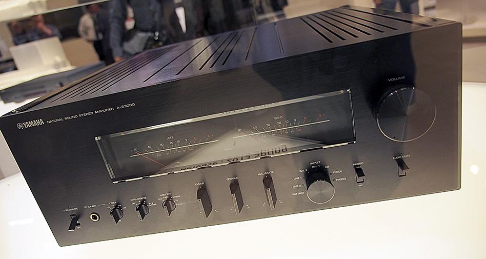 Yamaha satsar på ljud