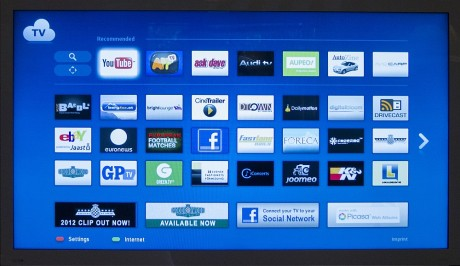 IKEA Uppleva Smart-TV 1000