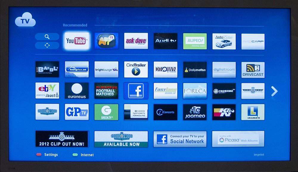 Meuble Tv Ikea Uppleva : Utbudet Av Smart-appar är Dåligt Jämfört Med Konkurrenterna