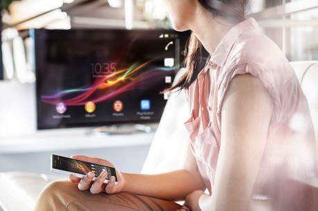 Sony Xperia Z TV Connection 1000