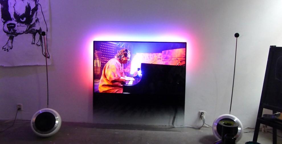 8908 designline h ftig tv fr n philips ljud bild. Black Bedroom Furniture Sets. Home Design Ideas