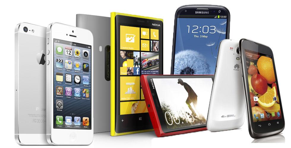 test mobiltelefone