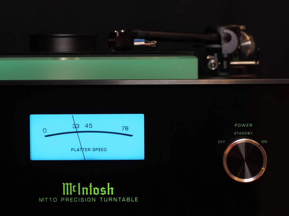 NEW CLEAR ACRYLIC MCINTOSH MT10 SET-OVER STYLE DUST COVER ...