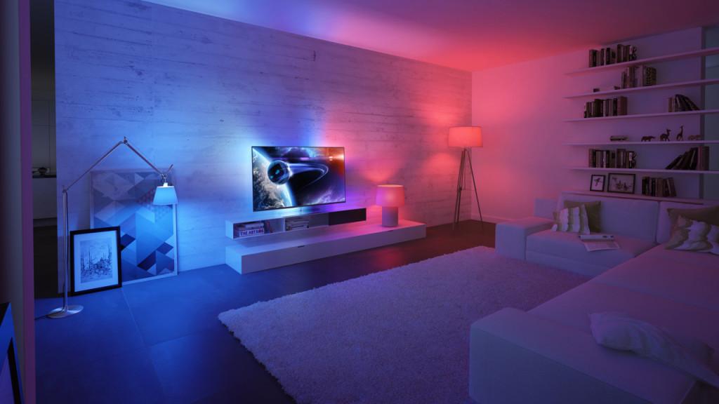 ambilight verallt ljud bild. Black Bedroom Furniture Sets. Home Design Ideas