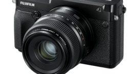 Kompakt Fujifilm-mellanformat