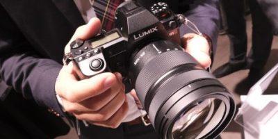 En titt på Panasonic fullformatkamera