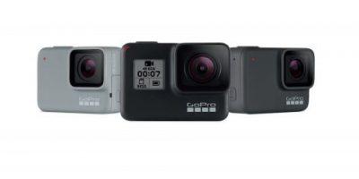 Ny serie GoPro-actionkameror