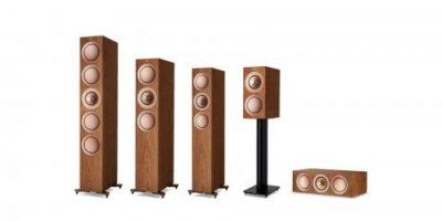 Spana in KEFs nya R-högtalare