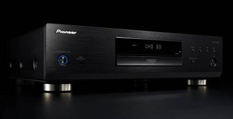 Pioneer första 4K Blu-ray-spelare dryper av kvalitet