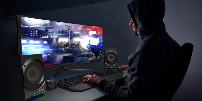 6 datorhögtalare