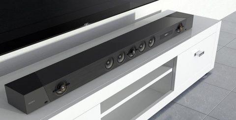 Bättre ljudretur i Sonys ljudlimpor