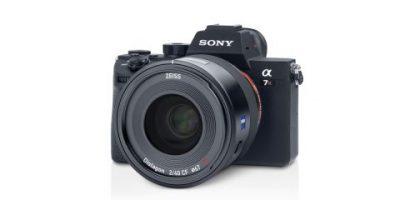 Zeiss 40mm f2 till Sony-kameror