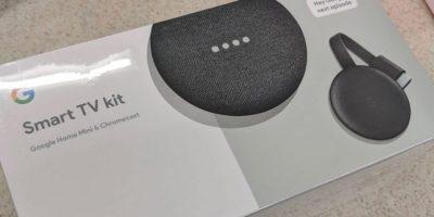Google 'Smart TV Kit' och ny Chromecast