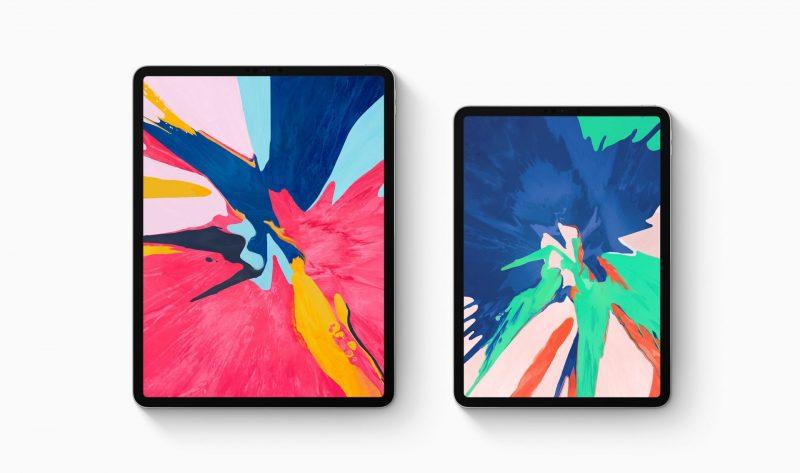 iPad Pro med Face-ID och större skärm