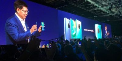 Mobilöverraskning från Huawei