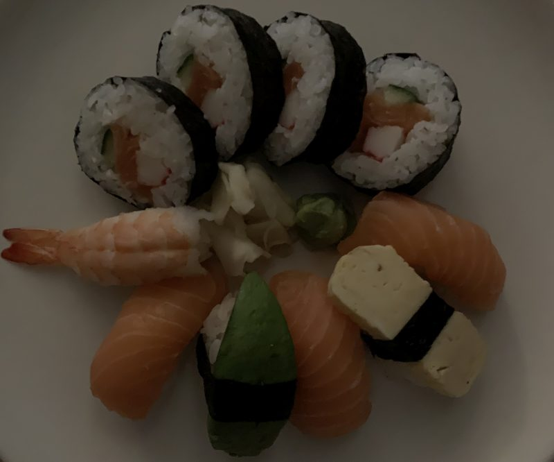 sushi dark iphone xr