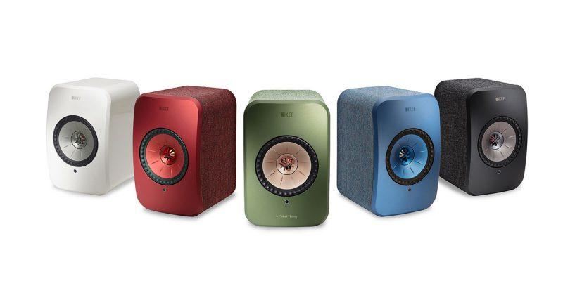 LSX: trådlösa stereohögtalare från KEF