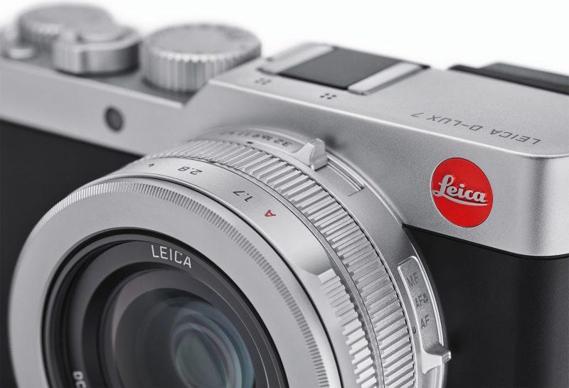 Ljusstark Leica-kompakt