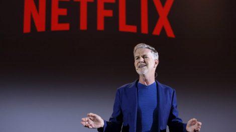 Norgehistoria från Netflix!