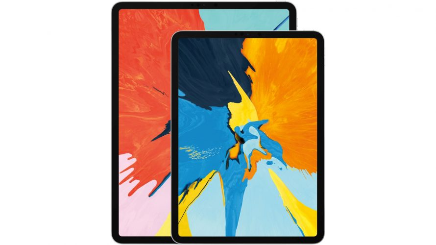 Apple iPad Pro (2018) 12,9″