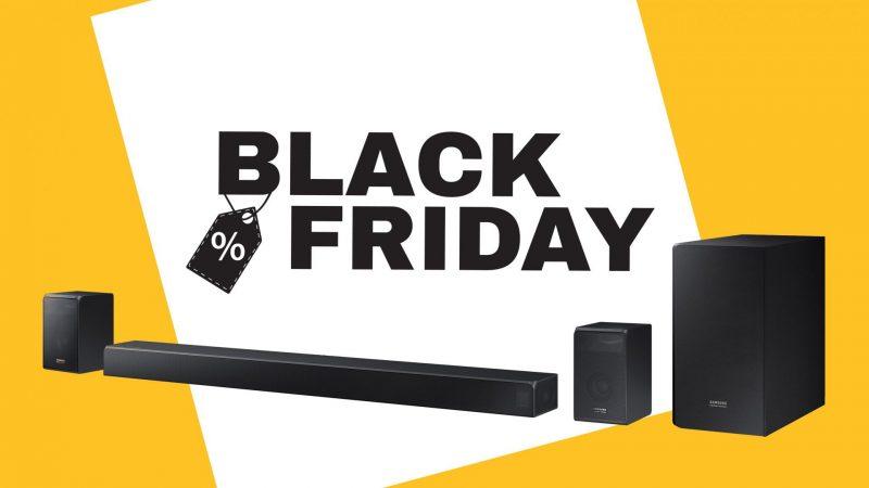 Black Friday: Soundbar-klipp