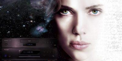 4K Blu-ray spelare