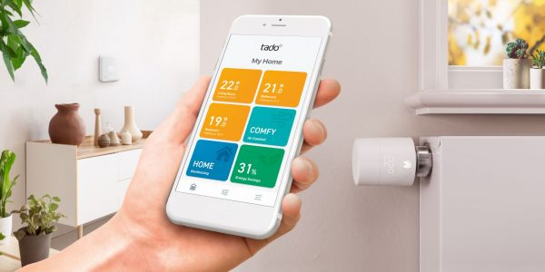Tado Smart Radiator Thermostat V3+
