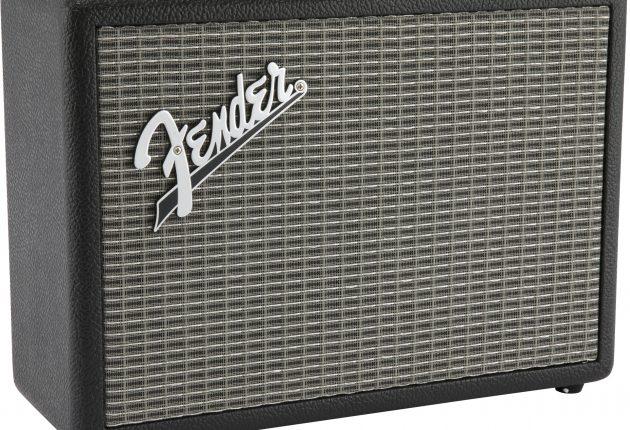 Monterey i svart ser ut som en Fender-gitarrförstärkare från 1970-talet. Foto: Fender