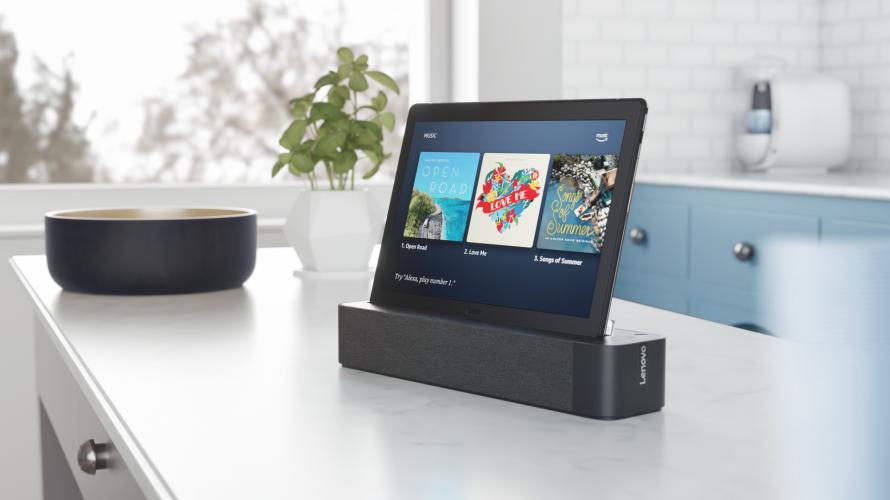 CES 2019: Lenovo satsar på artificiell intelligens