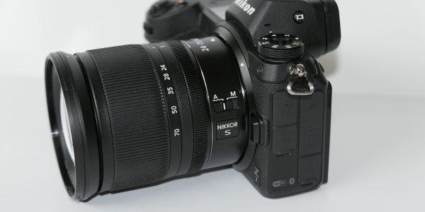 Nikon Nikkor Z 24-70mm f4 S