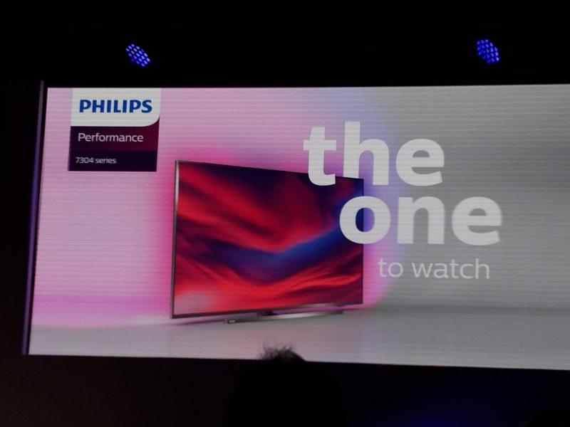 Philips: Det här är din TV