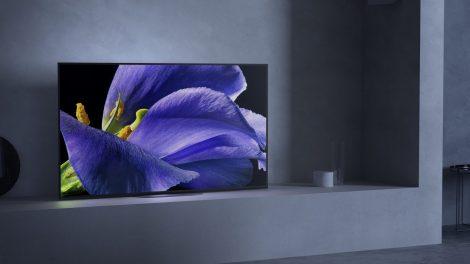 CES 2019: Nya OLED-skärmar från Sony