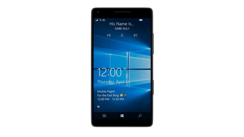 Windows 10 Mobile är dött