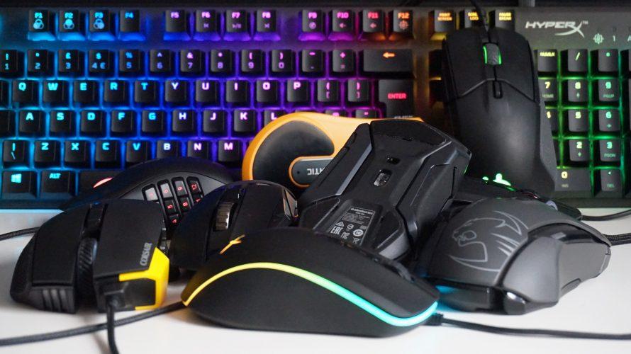 6 gaming-möss