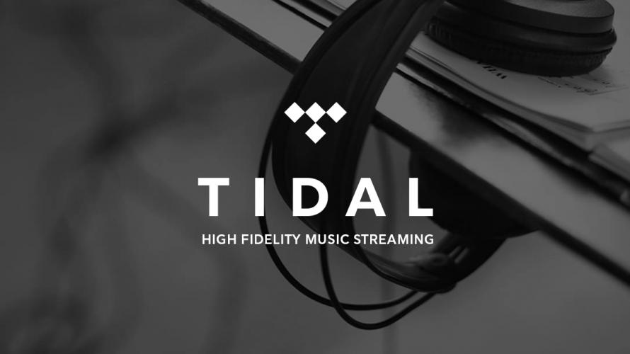 Tidal med studioljud på Android