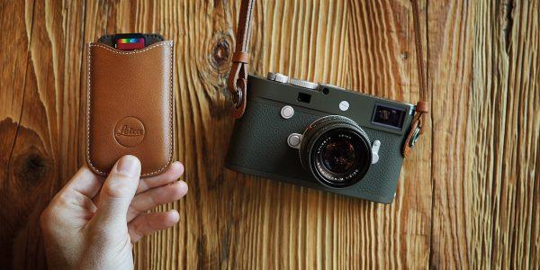 Leica för äventyrslystna