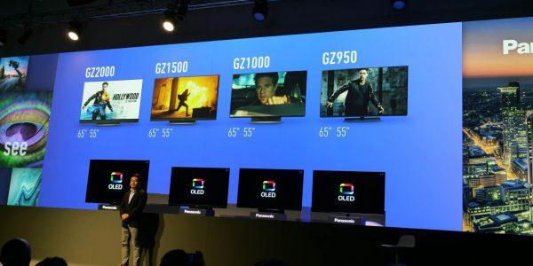 2019 års Panasonic-TV får Dolby Vision och HDR10+