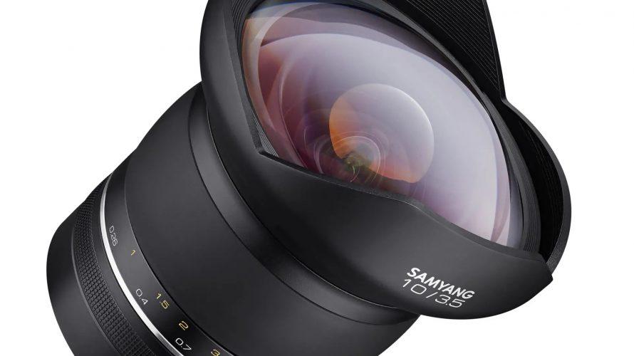 10 mm ultravidvinkel för fullformat