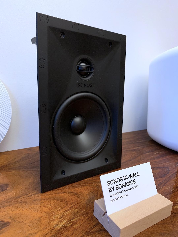Nyhet  - Utomhus- och inbyggda högtalare från Sonos - Ljud   Bild 40da11d410945