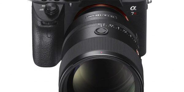 Skarpare porträttobjektiv från Sony