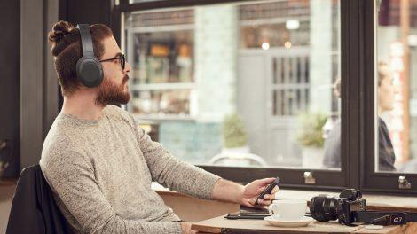 6 trådlösa hörlurar