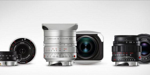 Tre nya specialobjektiv från Leica
