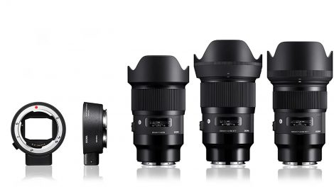 Sigma släpper optik till Panasonic och Leica
