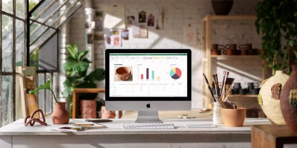 Apple turbotrimmar iMac